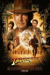 35mm Feature Film Indiana Jones And The Kingdom Of The Crystal Skull L-5