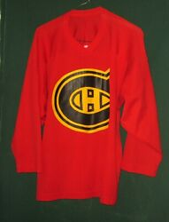Nice Ccm Montreal Canadiens Alternate Jersey Size Youth L/xl