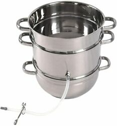 Water Distiller, Non-electric, Stainless Steel, 7 Quart