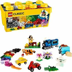 Lego Lego Classic Recommended For Yellow Ideas Box Plus 10 696 35 Colors