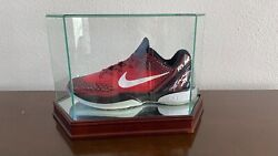 Nike Zoom Kobe Bryant Vi 6 All-star Red Autographed Signed