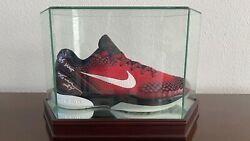 Nike Zoom Kobe Bryant Vi 6 All-star Red Autographed Signed Right