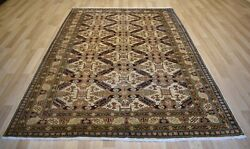 Clearance Gorgeous Antique Genuine Turkish Handmade Rug 6 Ft X 9ft Freeshipping