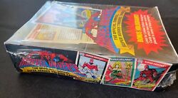 Marvel Series 1 Impel Trading Cards Sealed New Unopened Box