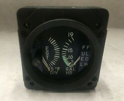 Cessna - Indicator Egt And Fuel Flow P/n S3277-8