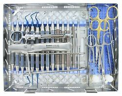 Surgical Kit - Dr Homlay Wang's Perio Surgical Kit Instruments - Dowell 5/pk