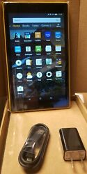 Kindle Fire Hd8 7th Generation 16gb  Yellow