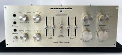 Marantz Model 3300 Preamplifier - Stereophonic Control Console From 1973
