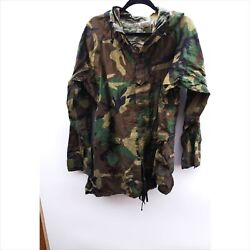 Orc Industries Parka Improved Rain Suit Military Camouflage Small 27