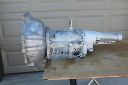 1965-67 Ford Mustang C4 Transmission Bell Housing/main Case/tail Shaft. Oem