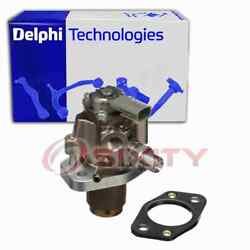 Delphi Direct Injection High Pressure Fuel Pump For 2006-2017 Lexus Is350 Bv