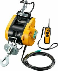 Ryobi Ryobi Remote The Winch Wi-62rc 60kg With Wire Diameter 4 Mm Andtimes 21m