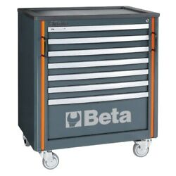 Beta Tools C55c7 Mobile Rolling Tool Cabinet 31.38 W X 18.66 D X 36.8 H