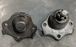 Upper Ball Joint Mustang Boss Cougar Torino Assembly Line Style Pair 70 71 72 73