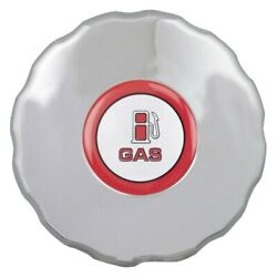 Perko 1-1/2 Stainless Steel Fuel Replacement Cap