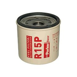 Racor Division R15p Spin-on Fuel/water Separating Filter For 215 Filter
