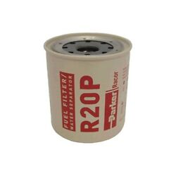 Racor Division R20p Spin-on Fuel/water Separating Filter For 230 Filter