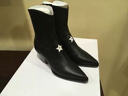 New In Box Dior Boots Sz 37.5.