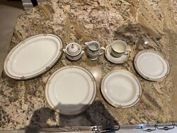 Regal Court By Mikasa Fine China Service For 12