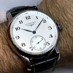Longines Master Collection Ref L2.840.4.78.3 Manual Wind Movement 47 Mm