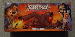 Vintage 1988 Tonka Toys Willow Eborsisk Evil Dragon Action Figure New In Box.