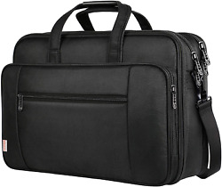 Laptop Bag 17quot; Large Business Briefcase For Men Women Travel Case Waterproof New $38.49