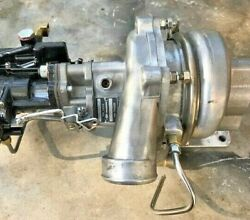 Rebuild Your Corvair Turbocharger. Any Year And Style. Get Your Boost Back