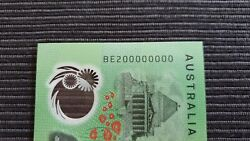 Be200000000 100 2020 And039specimenand039 Solid Serial Unc Banknote Rare 8 Zeroand039s