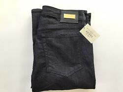 Guess By Marciano Women's High Waist No. 65 Boot Cut Jeans Indigo Blue Size 27