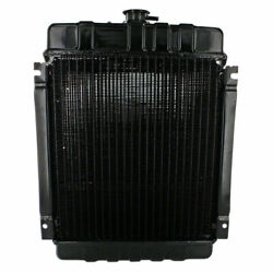 New 404547r1 Radiator Fits Case-ih Tractor Models 154 184 185 404547r2