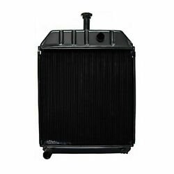 New 579337m92 Radiator With Oil Cooler Fits Massey Ferguson Tractor 275