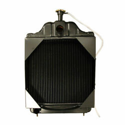 New D89103 Radiator Fits Case Ih Tractor Model 580c Part Number