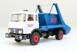 Britains 9603 Skip Lorry Mint In Box 1/32 Scale Ford Model Farm Toys F26