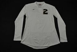 Idaho Vandals Nike Team Jersey Women's White Poly New Multiple Sizes