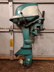 Parting Out Oliver Modelj3 Model J3 Michigan Obc 6hp Boat Motor Outboard Parts