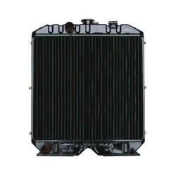 New Sba310100620 Radiator Fits Ford Fits New Holland Tractor 1320 1520 1620 T151