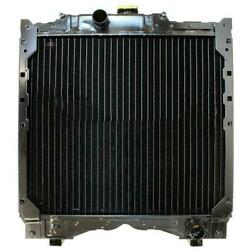 New 212000 Fits Case/ih Tractor Radiator - 18 X 21 X 2 3/8 Fits New Holland