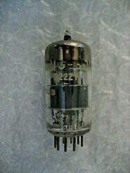 1 X 6dj8 Ecc88 Brimar Twin Triode - Matched Sections - 539c Tested Nos