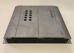 Kenwood Kac-q74 4/3/2 Channel Audio Music Stereo Power Amplifier Car Untested