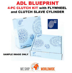 Adl Blueprint 4-pc Clutch Kit For Ford Transit Box 2.4 Tdci [rwd] 2006-2014