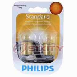 Philips Rear Side Marker Light Bulb For Renault Lecar R12 R15 R17 R5 Wu