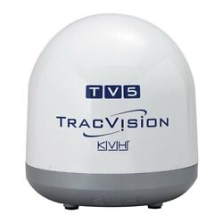 Kvh 01-0373 Tracvision Tv5 Empty Dome And Baseplate Kit