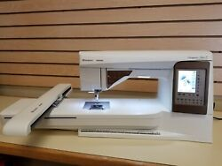 Viking Designer Topaz 50 Sewing And Embroidery Machine