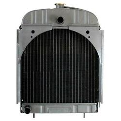 New 21955 Radiator For Northern Allis Chalmers Tractor B125 Ca D10 D12 70233290