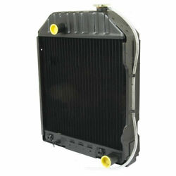New E0nn8005gc15m New Radiator Fits Ford/fits New Holland 5110, 6410, 6610, 7410