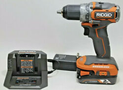 Ridgid R8701 18-volt Brushless Subcompact Cordless 1/2 In. Drill Driver Kit