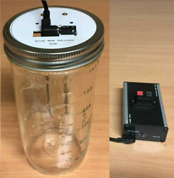 Colloidal Silver Generator - Model Sb10 - Current Limited. Full Kit.