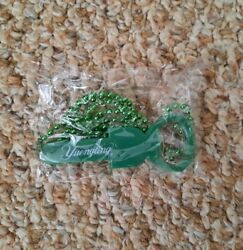 Yuengling St. Patrickand039s Day St. Pattyand039s Green Bead Bottle Opener Necklace New