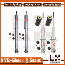 Kyb Set Of 4 Heavy Duty Shocks 99 To 06 For Toyota Tundra 2wd And 4wd 4x4 Trd