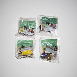 Mcdonalds Happy Meal Toys Mc. Rodeo Mip One Lot Of 4 1995